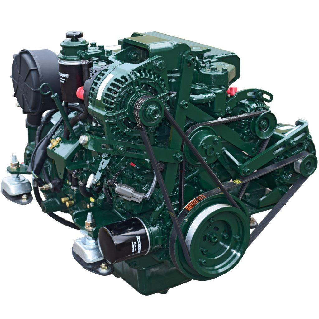 Beta Marine Inland Waterways Keel Cooled Marine Propulsion Engines from 14 to 98 bhp